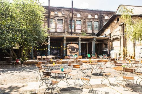 Un tiers lieu alternatif à Berlin